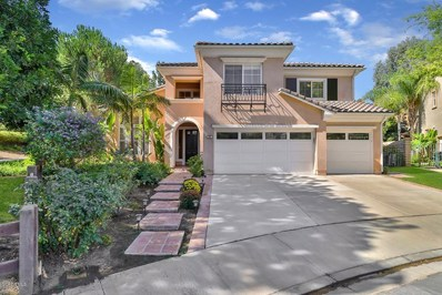 291 Culview Court, Simi Valley, CA 93065 - MLS#: 219011305