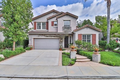 168 Forrester Court, Simi Valley, CA 93065 - MLS#: 219011416