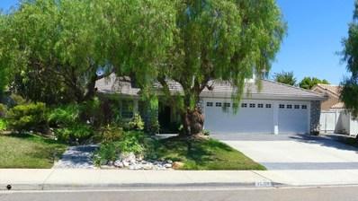 1572 Via La Silva, Camarillo, CA 93010 - MLS#: 219011432