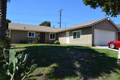 1327 Arrowhead Avenue, Ventura, CA 93004 - MLS#: 219011457
