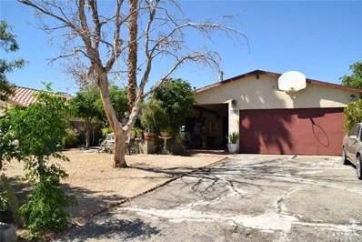66146 Santa Rosa Road, Desert Hot Springs, CA 92240 - MLS#: 219011493DA