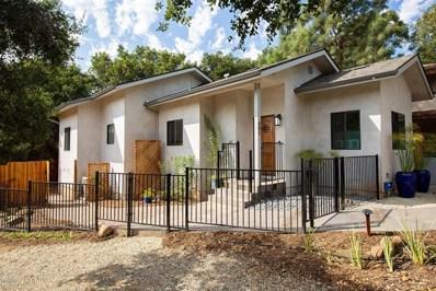405 Prospect Street, Oak View, CA 93022 - MLS#: 219011500