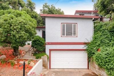 162 Olive Street, Oak View, CA 93022 - MLS#: 219011553