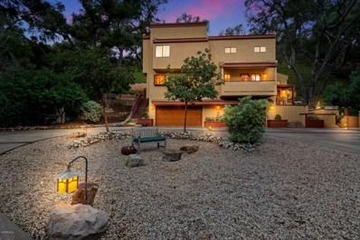 833 Malibu Meadows Drive, Calabasas, CA 91302 - MLS#: 219011606
