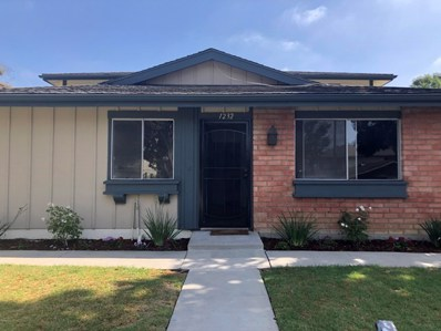 1232 Bryce Way, Ventura, CA 93003 - MLS#: 219011861