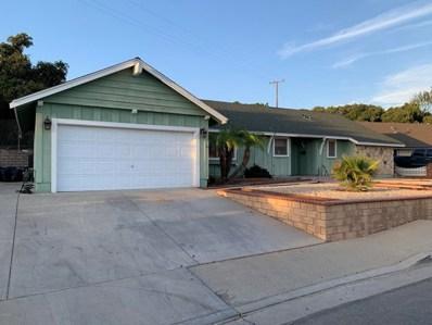 545 Foothill Road, Santa Paula, CA 93060 - MLS#: 219011953