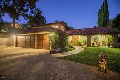 1733 Stonesgate Street, Westlake Village, CA 91361 - MLS#: 219012255