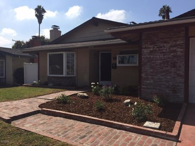 919 Ann Arbor Avenue, Ventura, CA 93004 - MLS#: 219012264