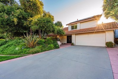 311 Fox Hills Drive, Thousand Oaks, CA 91361 - MLS#: 219012282