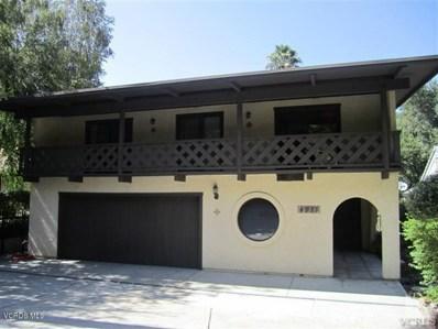 4911 Lewis Road, Agoura Hills, CA 91301 - MLS#: 219012305