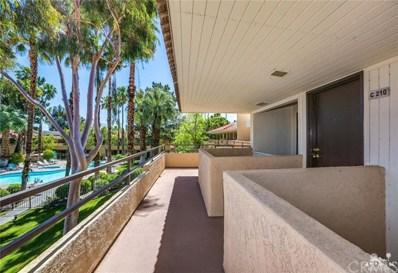 2800 Los Felices Circle UNIT 210, Palm Springs, CA 92262 - MLS#: 219012311DA