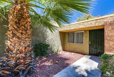 365 Saturmino Drive UNIT 20, Palm Springs, CA 92262 - MLS#: 219012317DA