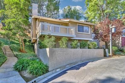 629 Calle Aragon, Oak Park, CA 91377 - MLS#: 219012536