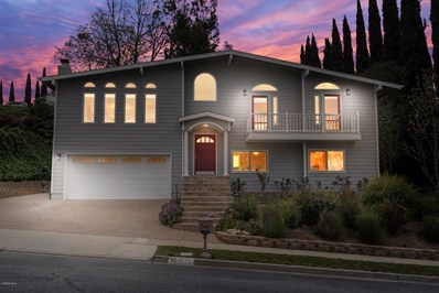 4270 Avenida Prado, Thousand Oaks, CA 91360 - MLS#: 219012571