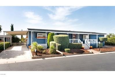 166 Phyllis Way UNIT 166, Newbury Park, CA 91320 - MLS#: 219012600