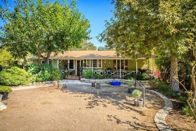 1350 Rancho Lane, Thousand Oaks, CA 91362 - MLS#: 219012732