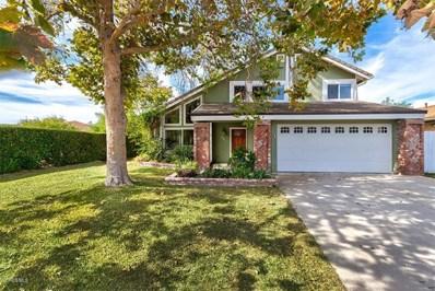 741 Knollwood Drive, Newbury Park, CA 91320 - MLS#: 219012771