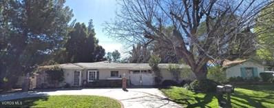 22908 Leonora Drive, Woodland Hills, CA 91367 - MLS#: 219012775