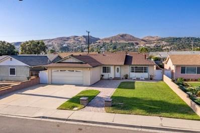 659 W Santa Barbara Street, Santa Paula, CA 93060 - MLS#: 219012844