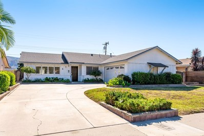 672 W Santa Paula Street, Santa Paula, CA 93060 - MLS#: 219012913