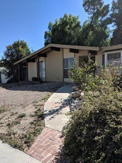 572 Galsworthy Street, Thousand Oaks, CA 91360 - MLS#: 219012933
