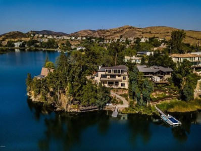 2112 Trentham Road, Lake Sherwood, CA 91361 - MLS#: 219013000