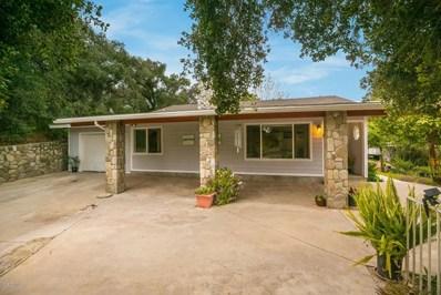 1565 Loma Drive, Ojai, CA 93023 - MLS#: 219013037