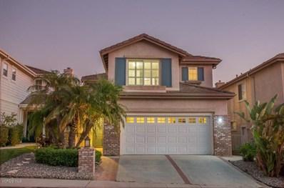 3078 Blazing Star Drive, Thousand Oaks, CA 91362 - MLS#: 219013179