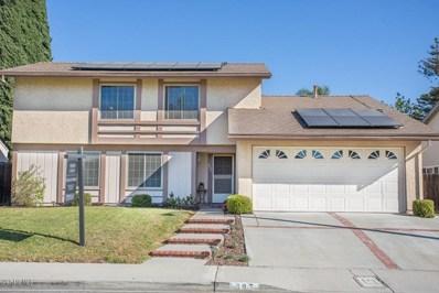 897 Bright Star Street, Thousand Oaks, CA 91360 - MLS#: 219013303