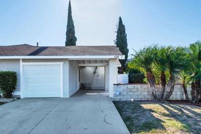 576 Salas Street, Santa Paula, CA 93060 - MLS#: 219013310