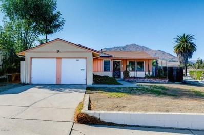 5383 Primrose Drive, Ventura, CA 93001 - MLS#: 219013466