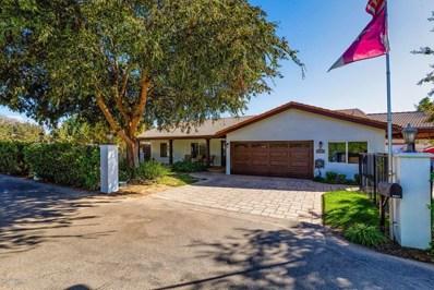 5881 La Cumbre Road, Somis, CA 93066 - MLS#: 219013774