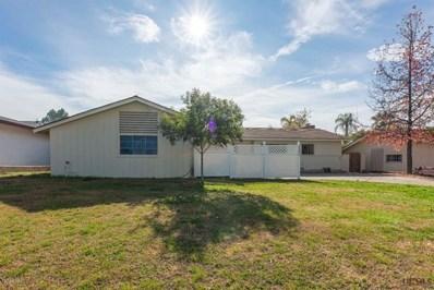 1301 Princeton Avenue, Bakersfield, CA 93305 - MLS#: 219014554