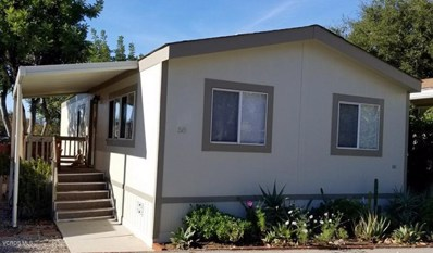 1075 Loma Drive UNIT 58, Ojai, CA 93023 - MLS#: 219014568