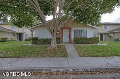 2604 Yardarm Avenue, Port Hueneme, CA 93041 - MLS#: 219014762