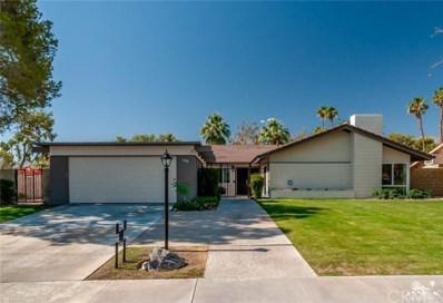 72981 Tamarisk Street, Palm Desert, CA 92260 - MLS#: 219015593DA