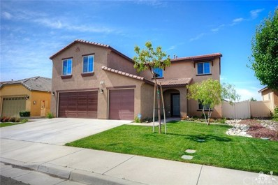 1441 Begonia Way, Beaumont, CA 92223 - MLS#: 219016099DA