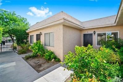 760 Cottonwood Road UNIT 2, Palm Springs, CA 92262 - #: 219016761DA