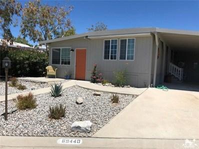 69440 Crestview Drive, Desert Hot Springs, CA 92241 - MLS#: 219018425DA