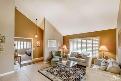 43855 San Ysidro Circle, Palm Desert, CA 92260 - MLS#: 219018525DA