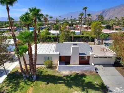 1101 El Escudero, Palm Springs, CA 92262 - #: 219019343DA