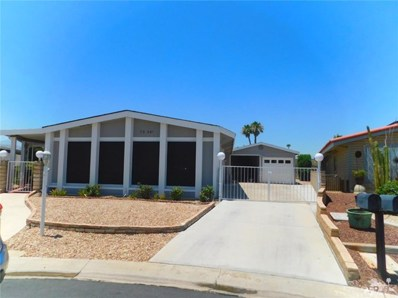 73341 Brown Rabbit Drive, Palm Desert, CA 92260 - MLS#: 219019491DA