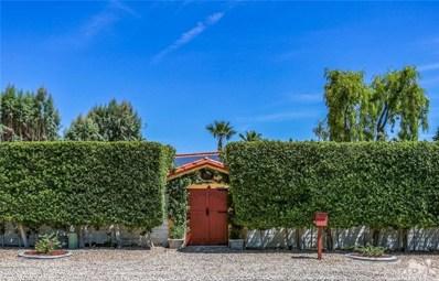 1190 Paseo El Mirador, Palm Springs, CA 92262 - #: 219019659DA