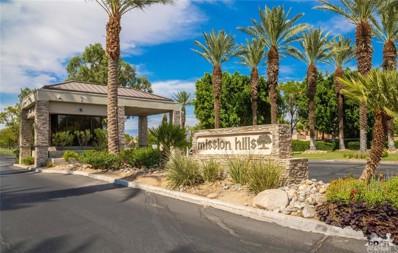 8 Colonial Drive, Rancho Mirage, CA 92270 - #: 219020313DA