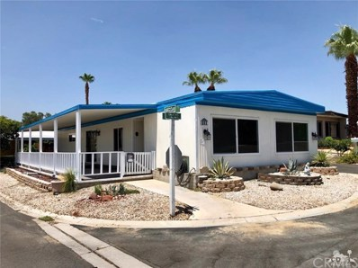 124 Calle Del Callado, Palm Springs, CA 92264 - MLS#: 219020575DA