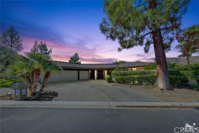 1 Stratford Court, Rancho Mirage, CA 92270 - MLS#: 219021073DA