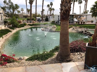 81620 Avenue 49, Space 54 UNIT 54, Indio, CA 92201 - MLS#: 219021459DA