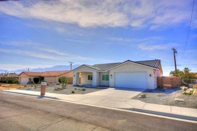 13565 Santa Ysabel Drive, Desert Hot Springs, CA 92240 - MLS#: 219022247DA