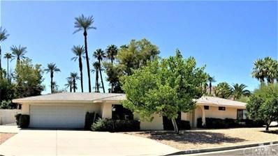 70355 Cobb Road, Rancho Mirage, CA 92270 - MLS#: 219023817DA