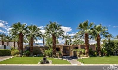 37 Sun Ridge Circle, Rancho Mirage, CA 92270 - MLS#: 219024109DA